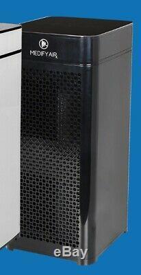Medify Air MA-40 Medical Grade Filtration H13 True HEPA for 800 Sq. Ft. Air