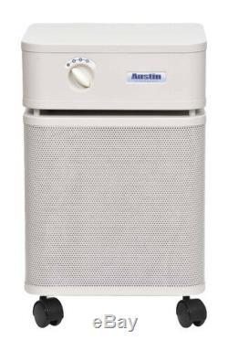 NEW BLACK Austin Air Healthmate HM400 HEPA Air Purifier for allergies & asthma