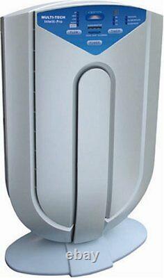 NaturoPure 7 IN 1 Multiple Technologies Intelligent Hepa Air Purifier & Ioniser