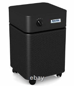 New Healthmate HM-400 HEPA Air Filter Purifier Black Full Warranty