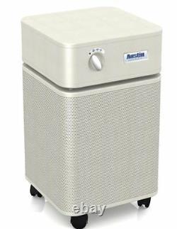 New Healthmate HM-400 HEPA Air Filter Purifier Sandstone Full Warranty