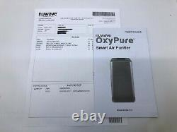 NuWave OXYPURE Large Area Smart Air Purifier with 4 HEPA Filters With Receipt