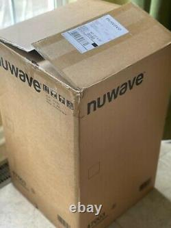 NuWave OxyPure Air Purifier New Kills Bacteria, Virus. 4 HEPA Filters included
