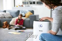 Philips Series 2000 AC2885/40 True HEPA Air Purifier & Humidifier OPEN BOX
