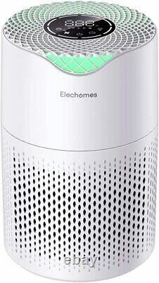 Premium Luftreiniger Ionisator Hepa Filter Raumluftreiniger Air Purifier Timer