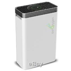 PurOxygen P500-High Performance Home Air Purifier, Large Room HEPA Air Cleaner