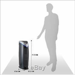 PureMate PM 510 Multiple Technologies True HEPA Air Purifier & Ioniser 22 Inch