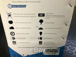 RABBIT AIR MinusA2 Ultra Quiet HEPA Air Purifier Odor Remover SPA-700A White