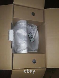 Rabbit Air Bio GS SPA-421A Ultra Quiet HEPA Air Purifier Chrome With Remote