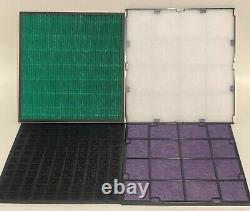 RabbitAir MinusA2 Ultra Quiet HEPA Air Purifier SPA-700A White, Toxin Absorber