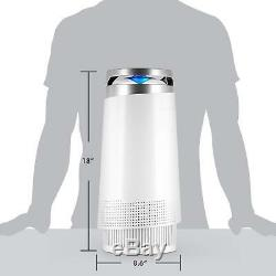 Tenergy Renair Air Purifier True HEPA Filter Ultra Quiet Air Cleaner for Smokers