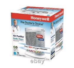 True HEPA Allergen Remover Electric Indoor Quiet Air Purifier Honeywell New