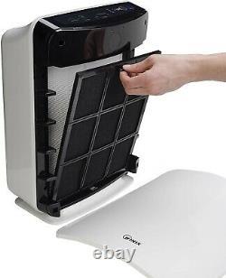 Winix P300 Air Purifier with True HEPA, Carbon Remove Virus, Bacteria, Pollen