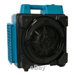 XPOWER X-2580 Professional HEPA Air Scrubber Purifier 4 Stage Filtration System