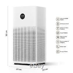 Xiaomi Mi Smart Air Purifier 2S HEPA Filter For Home Office Living Room Bedroom