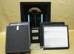 2020 Royal Hepa Purificateur D'air 2 Uv Anti Virus Lampes Ozone Ion Nettoyant De Luxe