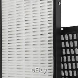 6 Hepa Etape Générateur Ozone Purificateur D'air 600mg / H Purificateur Ionique Filtre À Charbon