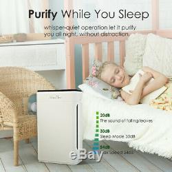 Accueil Purificateurs D'air Hepa Purificateur D'air Pour Les Allergies D'intérieur Calme Cleaner Air