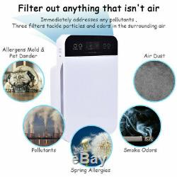 Air Germes Purificateur Pour Chambre Maison Avec Hepa Particules De Carbone Filter Cleaner