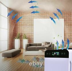 Air Germes Purificateur Pour La Maison Chambre Hepa Particules De Carbone Filter Cleaner Us