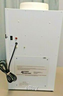 Air Technologies Abatement Scrubber Cap600uv Avec Boîte Pré-filtres Et Hepa