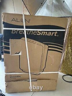 Alen Breathesmart Classic 4 Speed, 1100 Pieds Carrés True Hepa Purificateur D'air. Nouveauté