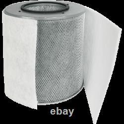 Austin Healthmate Hepa Purificateur D'air Nettoie L'air Jusqu'à 1 500 Pieds Carrés Noir