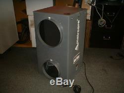Aww675 Hepa Purificateur D'air Whole Home Dust Eater