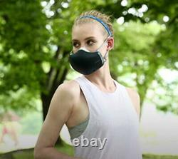 Black Lg Puricare Voiceon Masque Visage Ap551abfa Purificateur D'air Hepa Portable Gen. 2