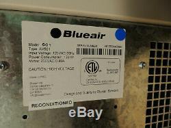 Blueair 601 Purificateur D'air Hepa, 120vac Blanc Nice