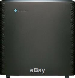 Blueair Sense Purificateur D'air Hepa Silencieux Technologie De Particules Odeur Remover Noir
