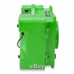Bluedri As-550 Commercial Industriel Feu Hepa Fumée Air Scrubber Purificateur D'air