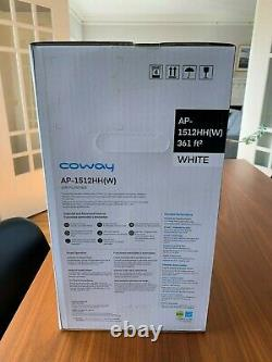 Brand New Coway Ap-1512hh Hepa Purificateur D'air Blanc