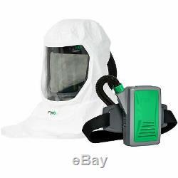 Capot Withpapr Appareil Respiratoire Alimenté Par Batterie, Filtre Hepa Made Purificateur D'air Aux Etats-unis