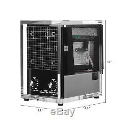 Commercial 6 Étape Purificateur D'air Hepa Cleaner Industriel Générateur D'ozone Uv