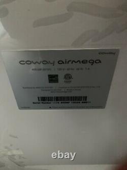 Coway Airmega 400 Hepa Air Purifier (ap-2015f) Jusqu'à 1560 Sqft Blanc