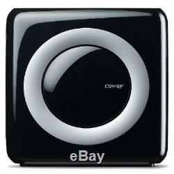 Coway Ap-1512hh Puissant Purificateur D'air Hepa Vrai Et Le Mode Eco Noir