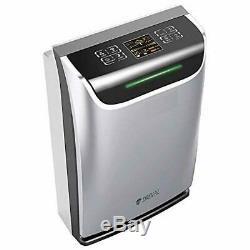 Dreval D-950 Purificateur D'air Et Humidifier- Vrai Filtre Hepa, Lumière Uv, I Négatif