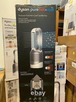 Dyson 308396-01 Pure Hot +cool Link Hp02 Air Purificateur Argent Hepa