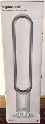 Dyson Am07 Pure Cool Fan (tower) Boîte Scellée Blanche/argentée