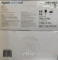 Dyson Am11 Cool Pur Tp01 Hepa Tour Fan Blanc / Argent, Une Unité, Bateau De Magasin