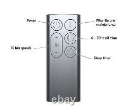 Dyson Bp01 Pur Cool Me Air Purificateur & Cooling Fan Gunmetal Cuivre