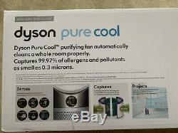 Dyson Cool Pur, Hepa Tp04 Purificateur D'air Et Tour Fan, Blanc / Argent