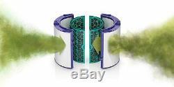 Dyson Cool Pur, Hepa Tp04 Purificateur D'air Et Tour Fan, Wifi Activé, Grandes Chambres