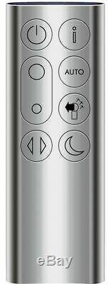 Dyson Dp04 Cool Pur 800 Sq. Ft. Purificateur D'air Blanc / Argent