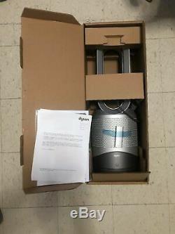 Dyson Hot + Hp01 Pur Cool Bureau Purificateur, Chauffage Et Ventilateur Réusiné