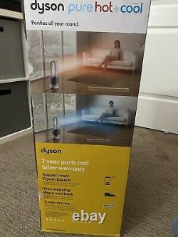 Dyson Hot + Hp01 Pur Purificateur D'air Hepa Argent