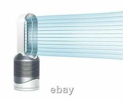 Dyson Hot + Hp02 Pur Refroidir Lien Purificateur D'air Hepa Tour Ventilateur Blanc (cassé)