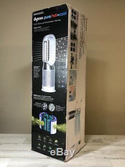 Dyson Hot + Hp04 Pur Rafraîchissez Purificateur D'air, Chauffage + Hepa Ventilateur New Open Box