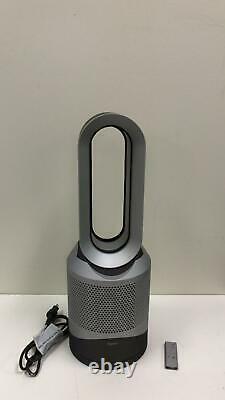 Dyson Hp01 Pur Chaud + Purificateur Cool, Radiateur & Ventilateur Fer/argent